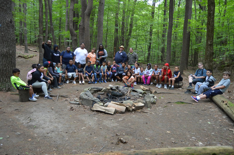 Boys and Girls Club hikers enjoyed the trails
