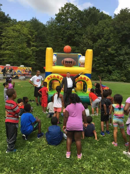 2018 Boys and Girls Club End of Summer Party